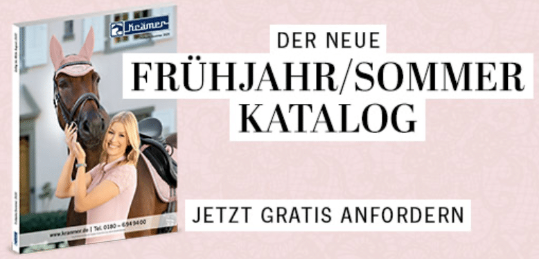 Krämer Gratis Katalog