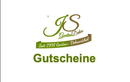 js-gartendeko Gutscheine