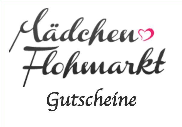 maedchenflohmarkt Gutscheine