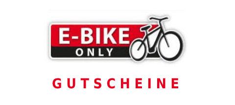 e-bike-only Gutscheine Logo