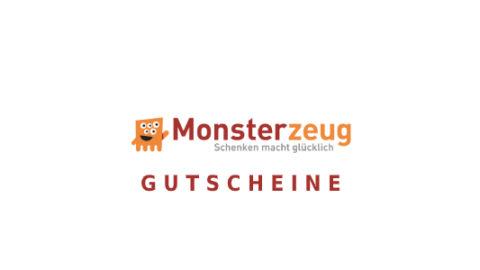 Monsterzeug Gutscheine Logo