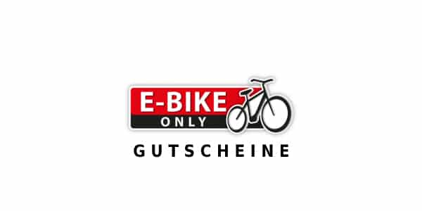 e-bike-only Gutscheine - Logo