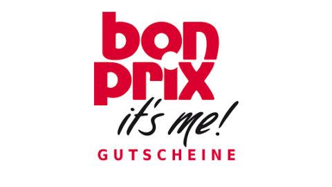 bonprix gutscheine logo gross