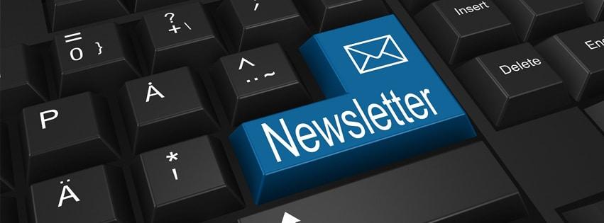 expondo gutscheine Newsletter