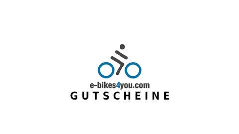 e-bikes4you Gutscheine Logo seite
