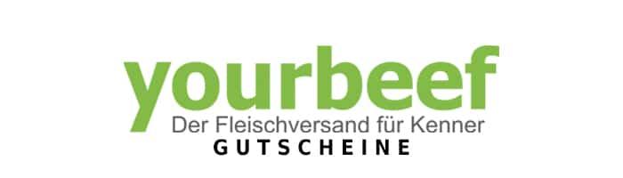 yourbeef Gutschein logo oben