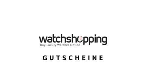 watchshopping Gutscheine Logo Seite