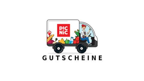 Picnic Gutscheine Logo Seite