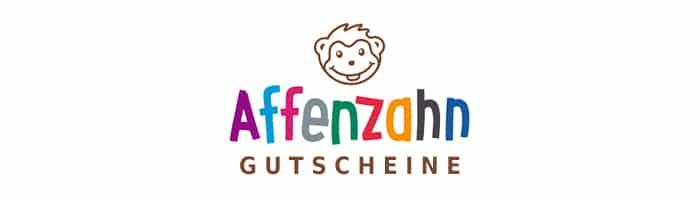 Affenzahn Gutscheine Logo Oben