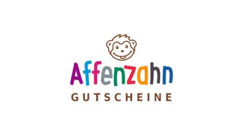 Affenzahn Gutscheine Logo Seite