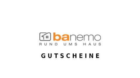 Banemo Gutscheine Logo Seite