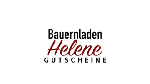Bauernladen Helene Gutschein Logo seite