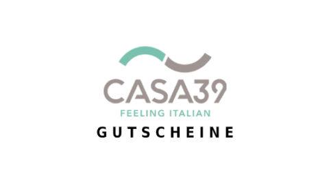 Casa39 Gutscheine Logo seite