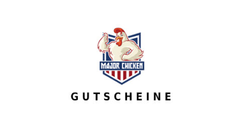 Major Chicken Logo seite