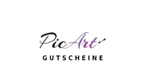 Picart Gutscheine Logo seite
