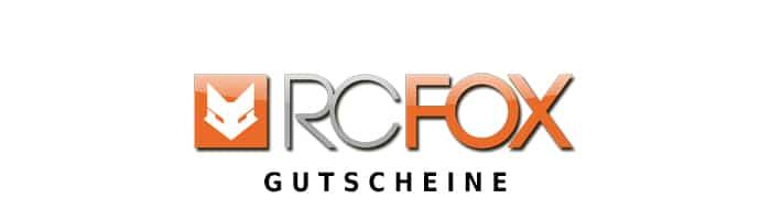 RCFox Gutscheine Logo Oben