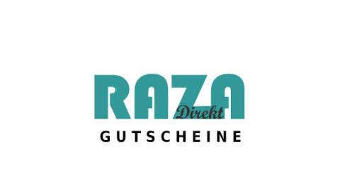 Raza Direkt Gutschein Logo Seite