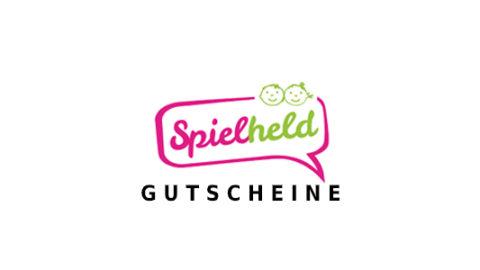 Spielheld Gutschein Logo seite