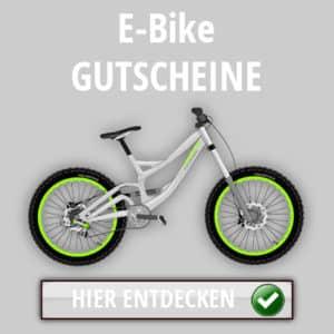 E-Bike Gutscheine