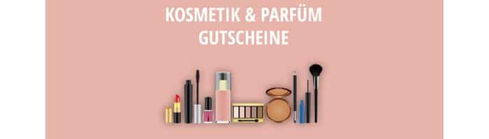 Kosmetik & Parfuem Gutscheine