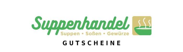 Suppenhandel Gutschein Logo Oben