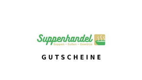 Suppenhandel Gutschein Logo Seite