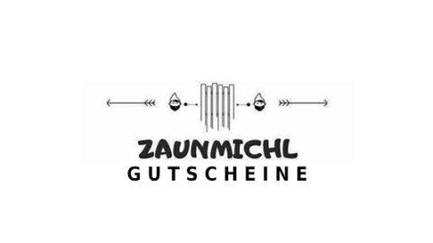 Zaunmichel Gutschein Logo Seite