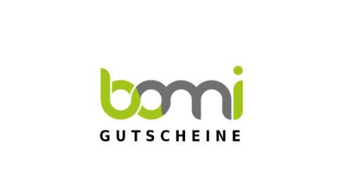 bomi-handel Gutschein Logo Seite