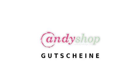 candyshop Gutschein Logo Seite