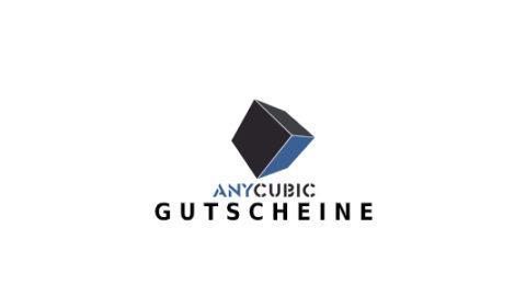 de.anycubic Gutschein Logo Seite