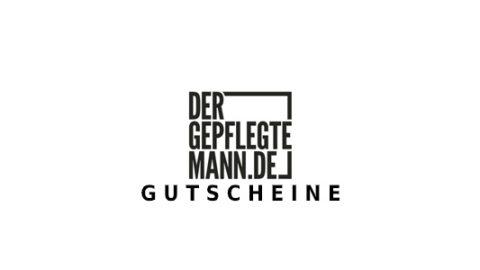 dergepflegtemann Gutschein Logo Seite