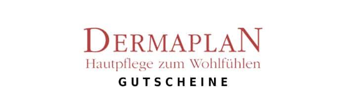dermaplan Gutschein Logo Oben