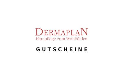 dermaplan Gutschein Logo Seite
