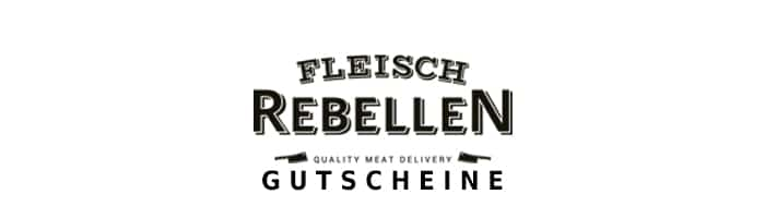 fleischrebellen Gutschein Logo Oben