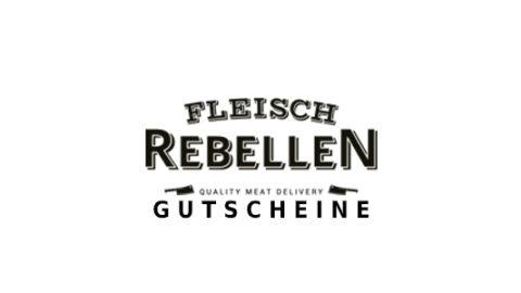 fleischrebellen Gutschein Logo Seite