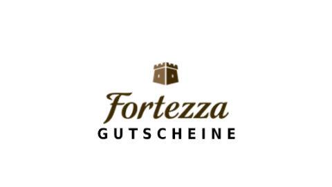 fortezza-espresso Gutschein Logo Seite