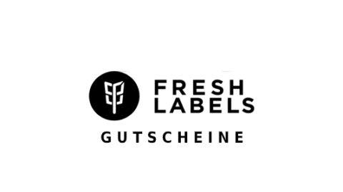 freshlabels Gutschein Logo Seite