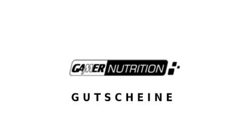 gamernutrition Gutschein Logo Seite