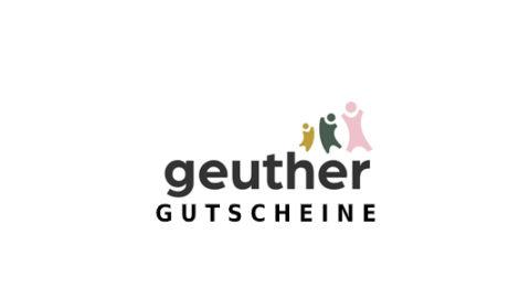 geuther Gutschein Logo Seite