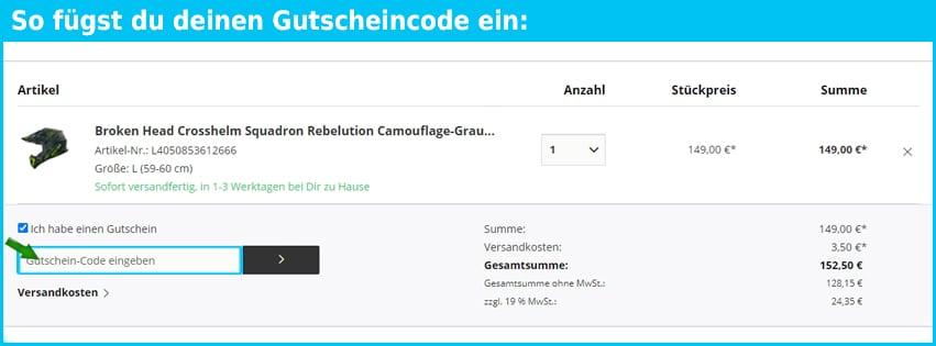 helme-maedl Gutschein einfuegen und sparen