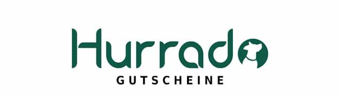 hurrado Gutschein Logo Oben