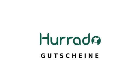 hurrado Gutschein Logo Seite