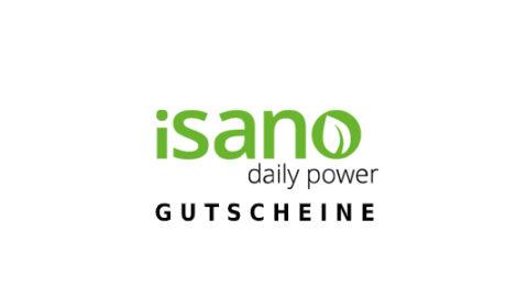 isano.eu Gutschein Logo Seite