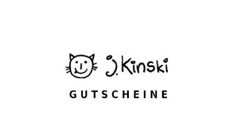 j-kinski Gutschein Logo Seite