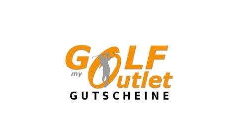 mygolfoutlet Gutschein Logo Seite
