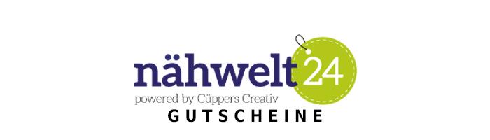 naehwelt24 Gutschein Logo Oben