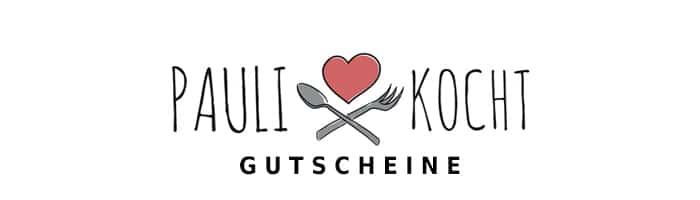 paulikocht Gutschein Logo Oben