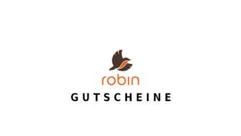robin-shop Gutschein Logo Seite