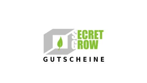 secret-grow Gutschein Logo Seite