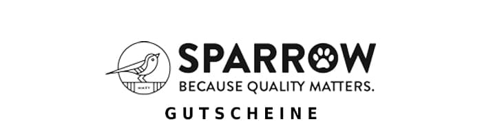 sparrowpet Gutschein Logo Oben